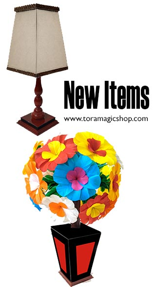 Tora Magic Co. | New Items